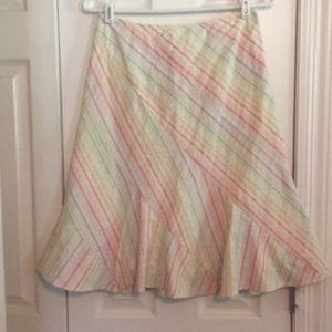 Anthropologie Skirts - Anthropologie Odille peplum skirt 4